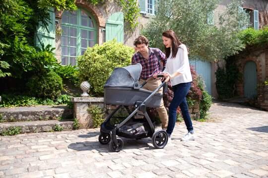 Wózki od urodzenia
